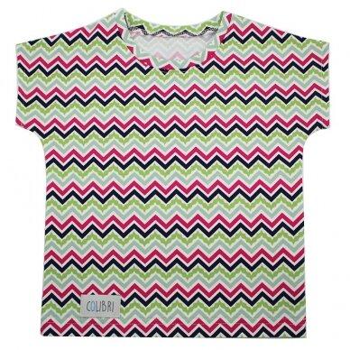 COLIBRI marškinėliai vaikams CLB009
