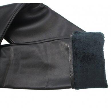 Ilgos odinės pirštinės MPR262 4