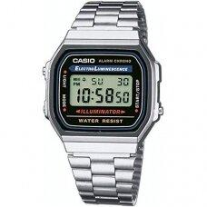Laikrodis CASIO A168WA-1YES