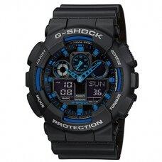 Laikrodis CASIO G-SHOCK GA-100-1A2ER