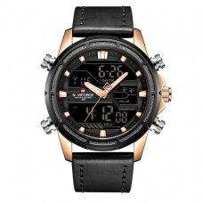 Laikrodis NAVIFORCE NF9138RGBB