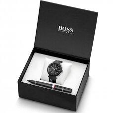 Laikrodžio ir rašiklio komplektas HUGO BOSS 1570085