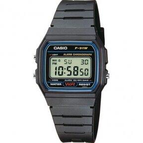 Laikrodis CASIO  F-91W-1YER