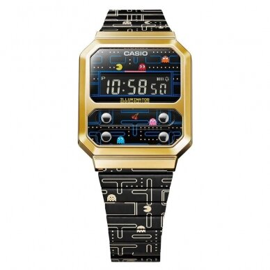 Laikrodis CASIO A100WEPC-1BER 6