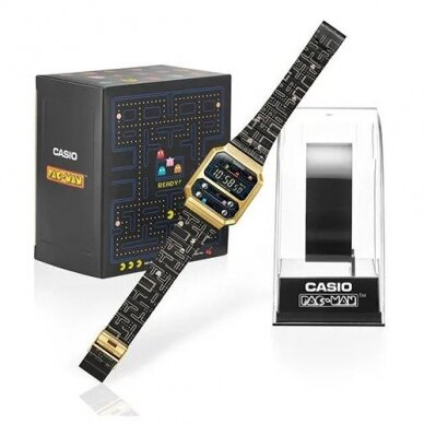 Laikrodis CASIO A100WEPC-1BER 7