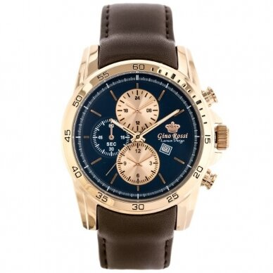 Laikrodis GINO ROSSI GR9753A46B3