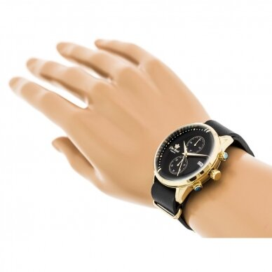 Laikrodis GINO ROSSI EXCLUSIVE GRE12463A1A2 5