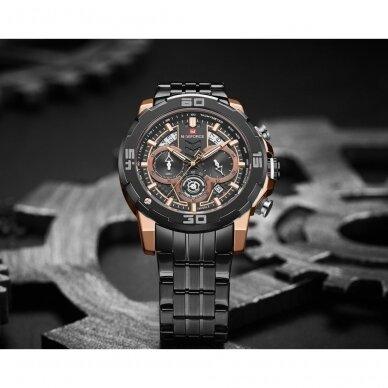 Laikrodis NAVIFORCE NF9175JG 4
