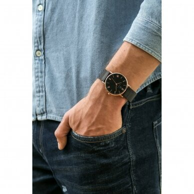 Laikrodis PAUL MCNEAL MBI-3720 4