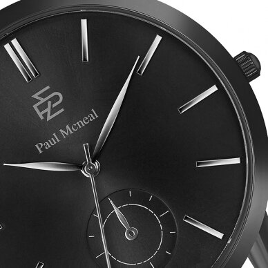 Laikrodis PAUL MCNEAL PBC-1020B 2