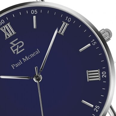 Laikrodis PAUL MCNEAL PBH-2100S 3