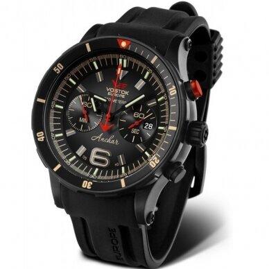 Laikrodis VOSTOK EUROPE ANCHAR CHRONO 6S21-510C582 2