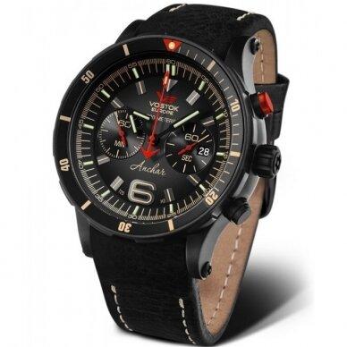 Laikrodis VOSTOK EUROPE ANCHAR CHRONO 6S21-510C582