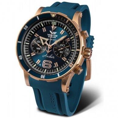 Laikrodis VOSTOK EUROPE ANCHAR CHRONO 6S21-510O586 2