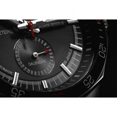 Laikrodis VOSTOK EUROPE ROCKET N1 POWER RESERVE NE57-225A563BR 2