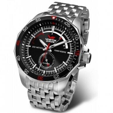 Laikrodis VOSTOK EUROPE ROCKET N1 POWER RESERVE NE57-225A563BR