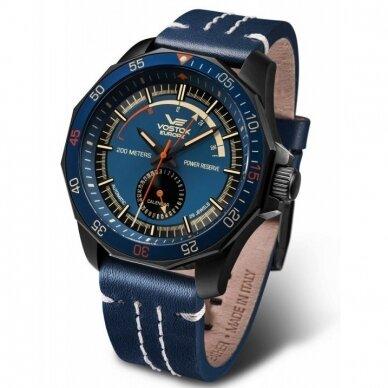 Laikrodis VOSTOK EUROPE ROCKET N1 POWER RESERVE NE57-225C564