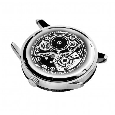 Laikrodis WALTER BACH BAC-3720 3