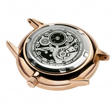 Laikrodis WALTER BACH BAR-B035R 3