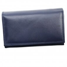 Piniginė GENUINE LEATHER 536BLU