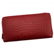 Piniginė GENUINE LEATHER 802RED