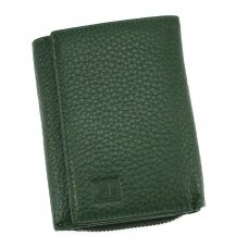 Piniginė GENUINE LEATHER 811GREEN