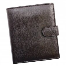 Piniginė GENUINE LEATHER A-1225BRN