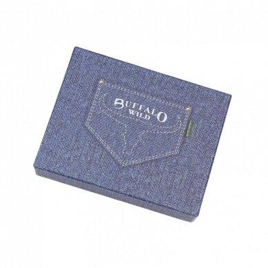 Piniginė BUFFALO WILD su RFID VPN1817 5