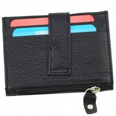 Piniginė-kortelių dėklas CC114BLK 2