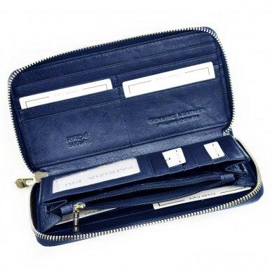 Piniginė PATRIZIA PIU su RFID MPN2309 3