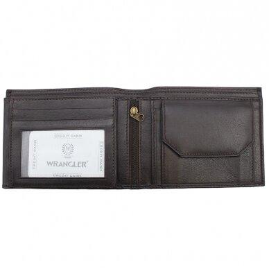 Piniginė WRANGLER su RFID dėklu VPN1673 3