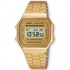Laikrodis CASIO  A168WG-9EF