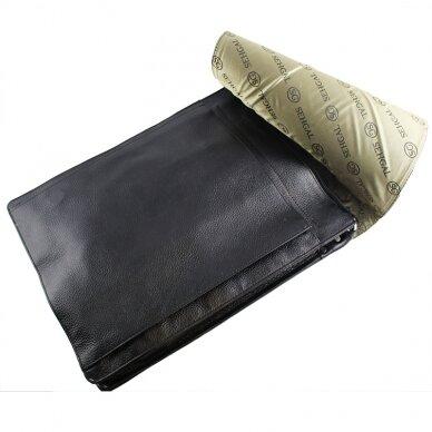 Vyriška odinė SEHGAL rankinė VRBLK006J 3