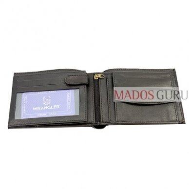 Vyriška WRANGLER piniginė su RFID dėklu VPN559 3