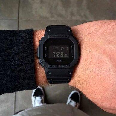Laikrodis CASIO  DW-5600BB-1ER 3